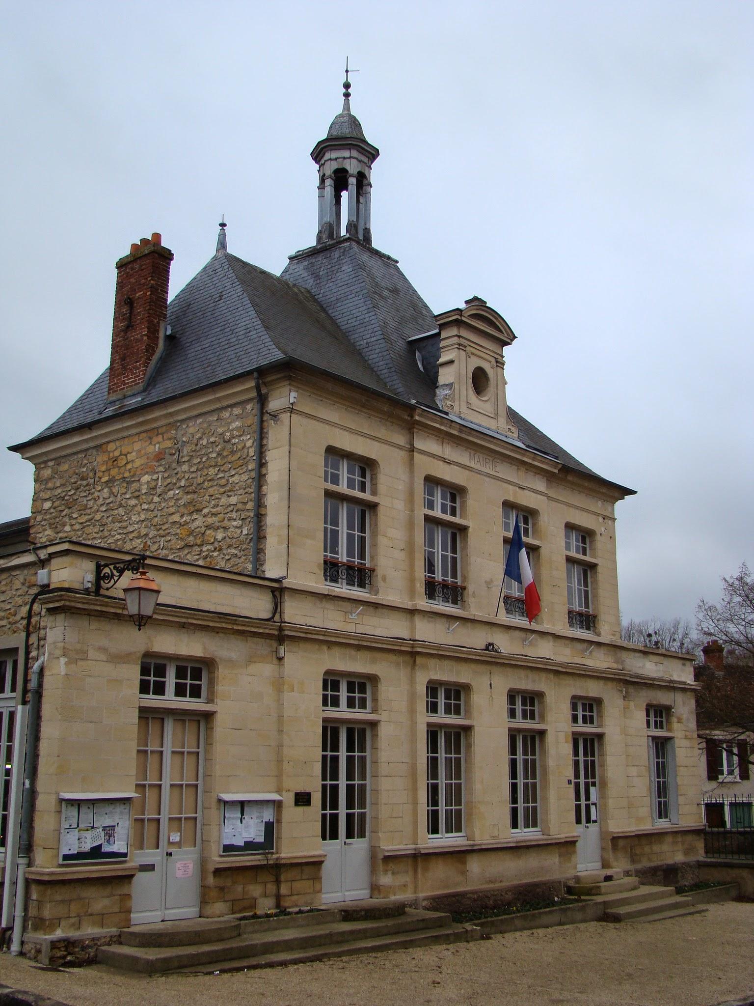 Mairie de Sagy