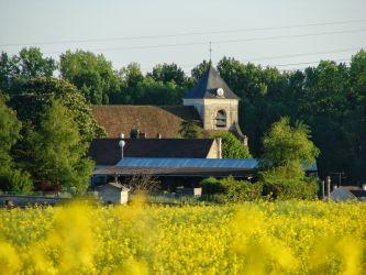 église de Sagy